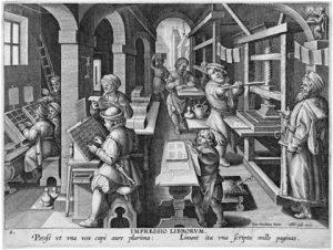 Geschichte des Buchdrucks